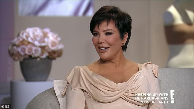 No idea:Kris said she didn't know that Caitlyn planned a transition