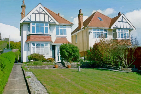 Four-bedroom detached house, Swansea, Wales, £295,000
