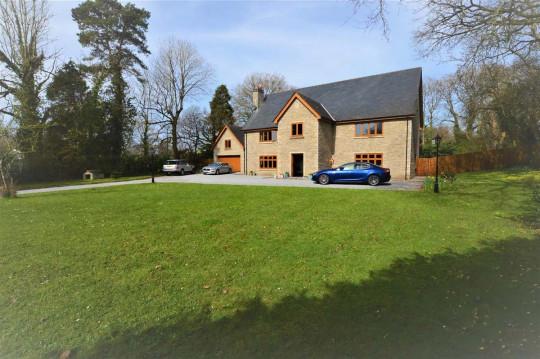 Six-bedroom detached house, Llanelli, Wales, £799,950