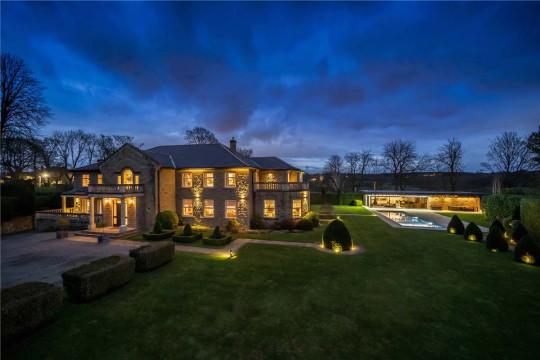 Six-bedroom detached house, Batley, West Yorkshire, £2,375,000