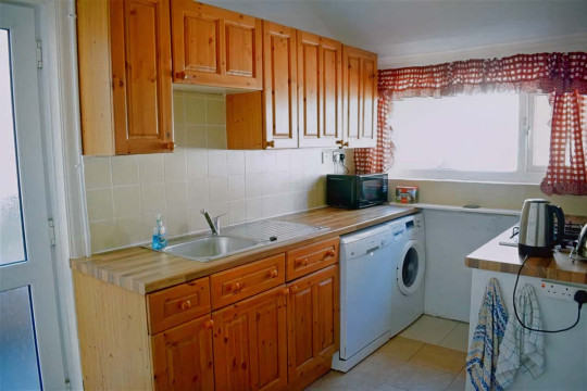 Four-bedroom detached house, Swansea, Wales, £295,000 - kitchen