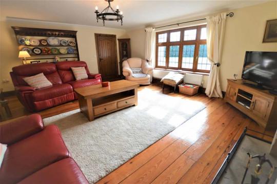 Six-bedroom detached house, Llanelli, Wales, £799,950 - living room