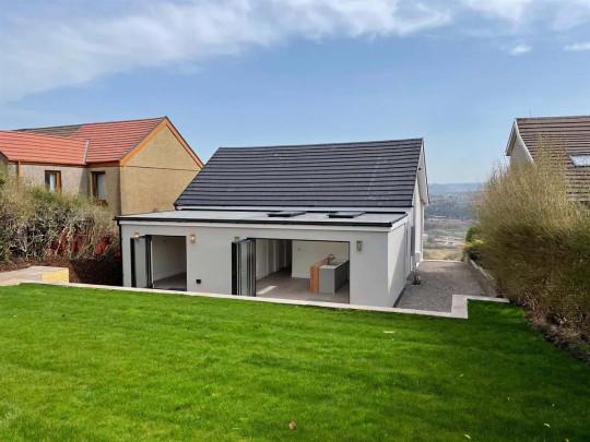 Four-bedroom bungalow, Swansea, Wales, £279,000