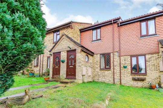Three-bedroom terraced house, Tadworth, Surrey, £300,000 - exterior