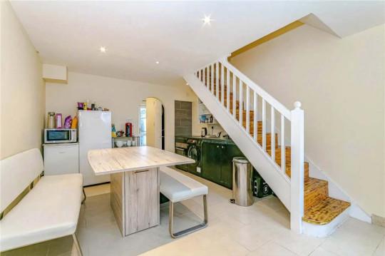 Three-bedroom terraced house, Tadworth, Surrey, £300,000 - dining area