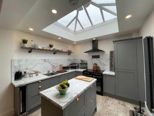 Three-bedroom detached house, Swansea, Wales, £260,000 - kitchen