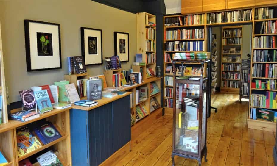 Pen'rallt Gallery Bookshop, Machynlleth