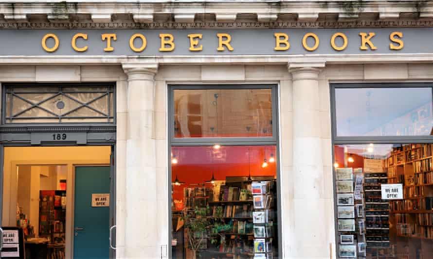 October Books, Portswood