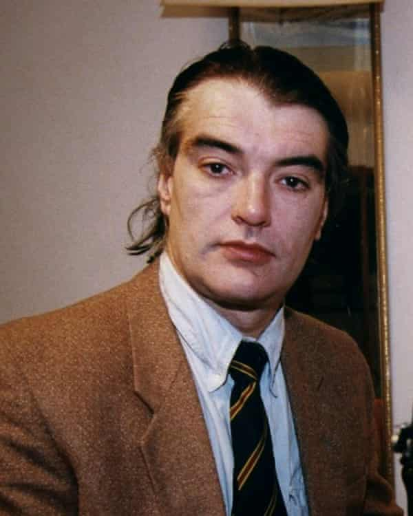 Ian Bailey.