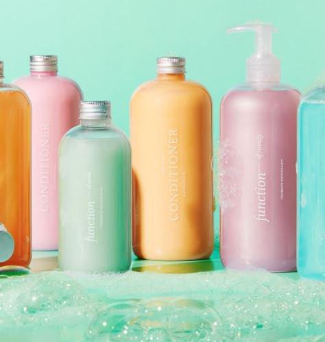 function of beauty bottles