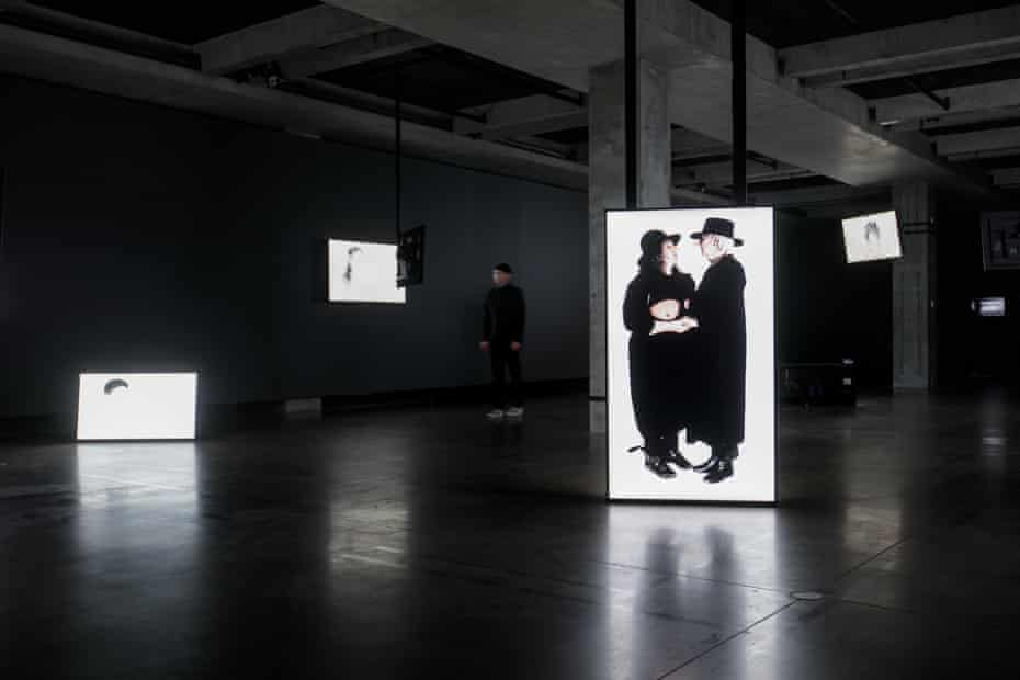 Sally Rees, Crone, installation view at Mona