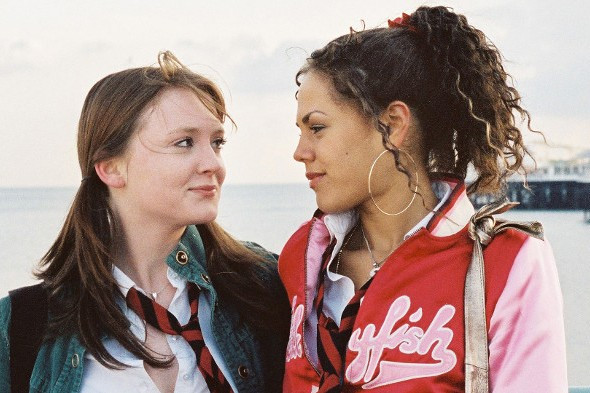 Olivia Hallinan and Lenora Crichlow in Sugar Rush (Picture: Channel 4)