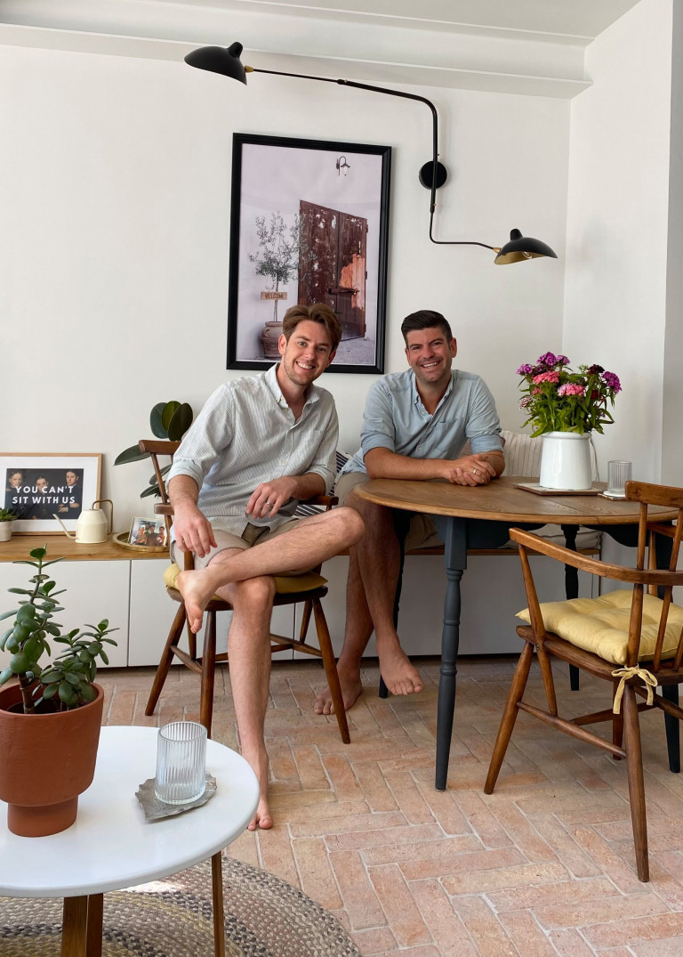 What I Own: Andrew and David