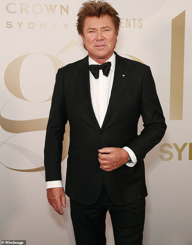 A 'Wilde' time! Footage of Richard Wilkins' rock-and-roll days resurfaced on Saturday as he celebrates his 67th birthday while filming Weekend Today in his native New Zealand