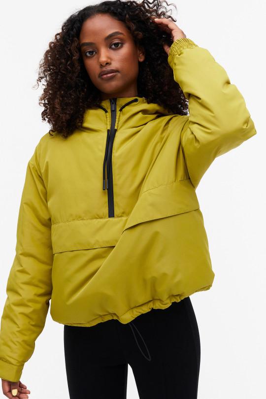 Monki pullover puffer jacket