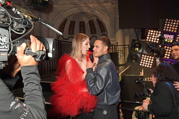 Slowthai was accused of sexually harassing comedian Katherine Ryan