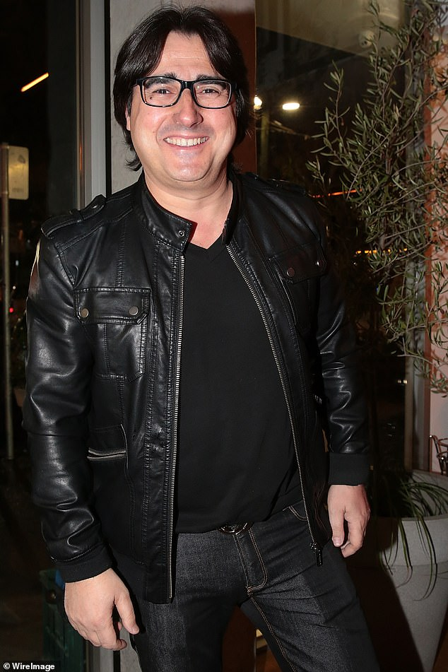 'He expected to be mocked': Lawrence also revealed one of the 'most defensive' people he has ever interviewedwas Nick Giannopoulos (pictured)
