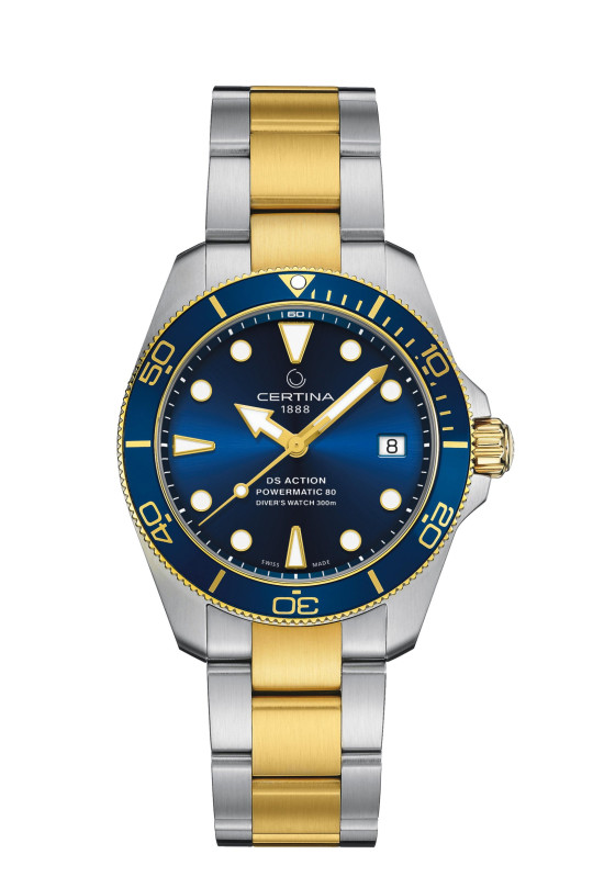 Certina Special Edition DS Action Diving Watch
