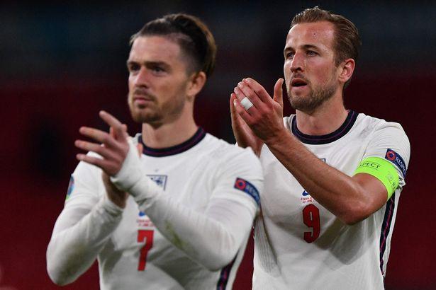 Jack Grealish and Harry Kane are on Man City's radar