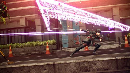 Scarlet Nexus screenshot