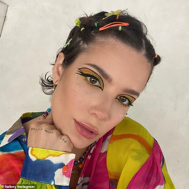 Hitmaker Halsey, who is pregnant with her first child, echoed Moore's opinion that Britney is a victim of an abusive system as she reacted to her court statement