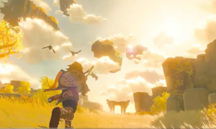 Legeld of Zelda: Breath of the Wild 2