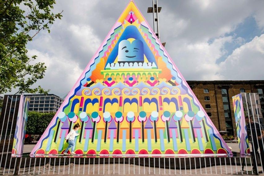 Adam Nathaniel Furman's pyramid