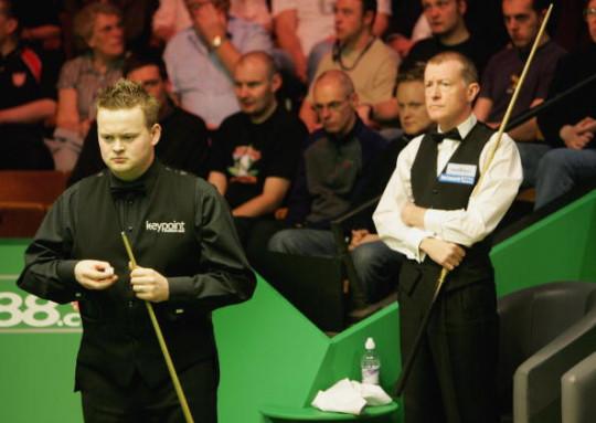 888.com World Snooker Championships