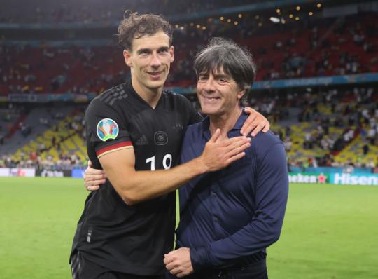 Leon Goretzka helped fire Germany into the Euro 2020 knockout stage
