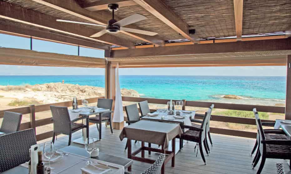 Es Caló specialises in the traditional dishes of Formentera