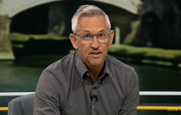 Gary Lineker will front the BBC coverage of the game