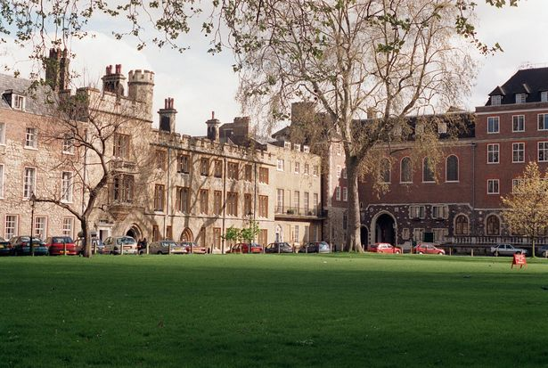Westminster School in the Deans Yard at Westminster Abbey costs £27,174 to attend