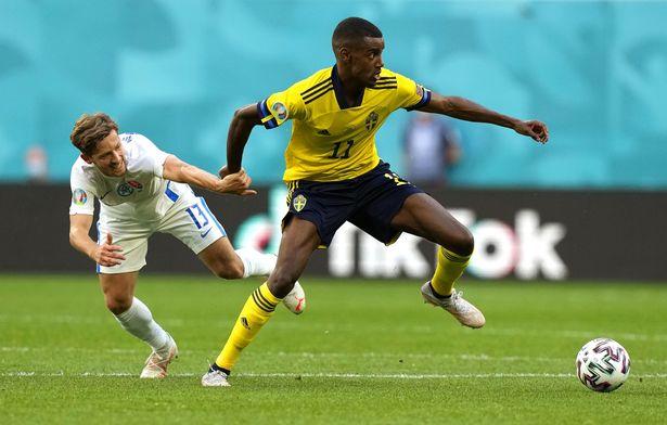 Sweden striker Alexander Isak is expected to be in demand this summer