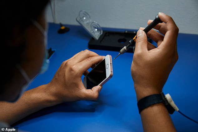 Apple has paid 'millions of dollars' in compensation to a 21-year-old student that had explicit images and videos posted to social media by iPhone repair techs