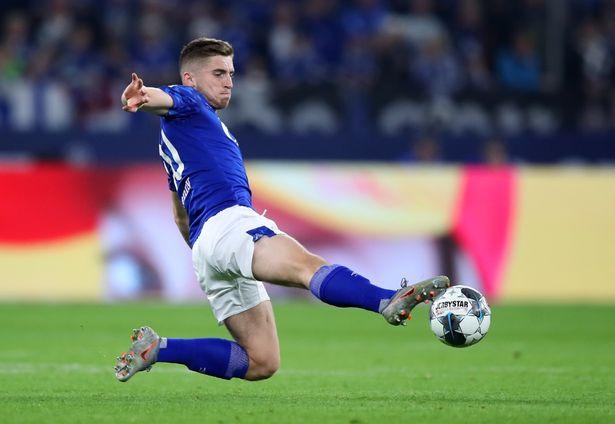 Jonjoe Kenny established himself as a regular for Schalke while on loan at the Bundesliga outfit from Everton