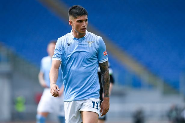 The 26-year-old scored 11 goals in all competitions last season for Lazio