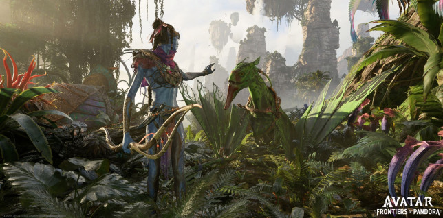 Avatar: Frontiers Of Pandora screenshot