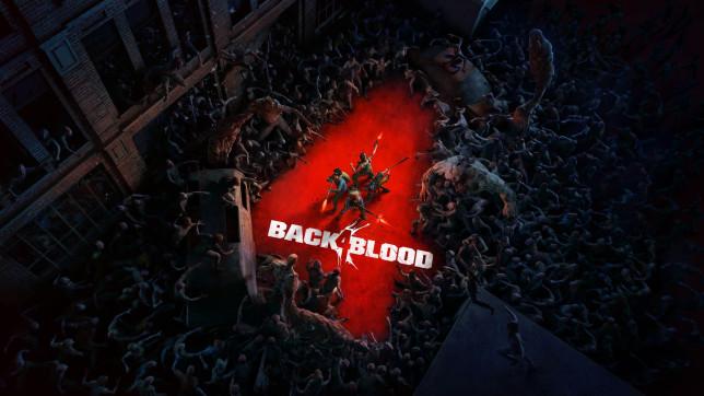 Back 4 Blood key art
