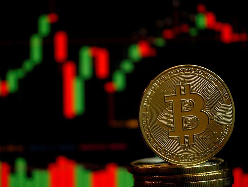Bitcoin falls 8.6% to $32,540