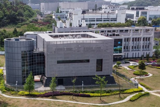 The P4 laboratory at the Wuhan Institute of Virology in Wuhan in China's central Hubei province
