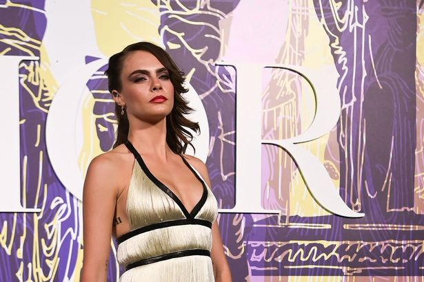 Cara Delevingne opened up about her thoughts on surgery as well as her sexuality