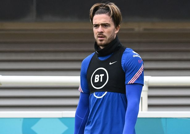 Jack Grealish has played well for England at Euro 2020
