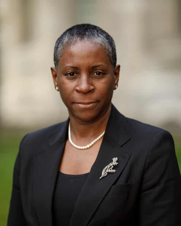 Stephanie Boyce, president of the Law Society.