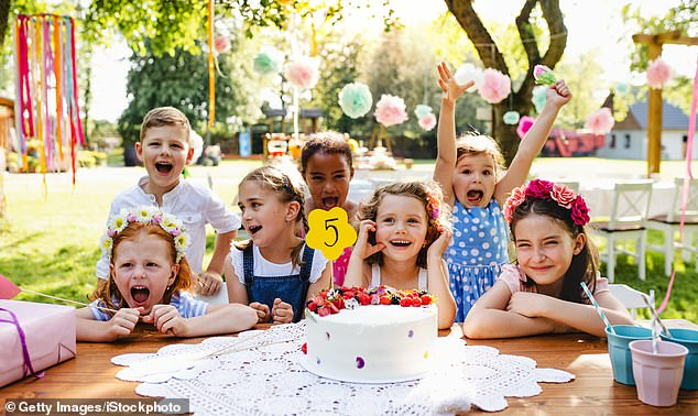 Children's birthday parties became vectors for spreading the pandemic in counties that already had large outbreaks. This could be because parents were less likely to cancel birthday plans for children when they were already socially isolated due to school closures
