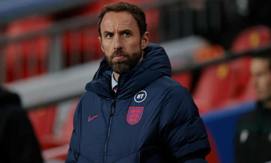 Gareth Southgate leads England into a second major tournament as manager