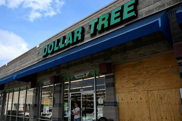 Dollar Tree Slips On Piper Downgrade As Costs Rise