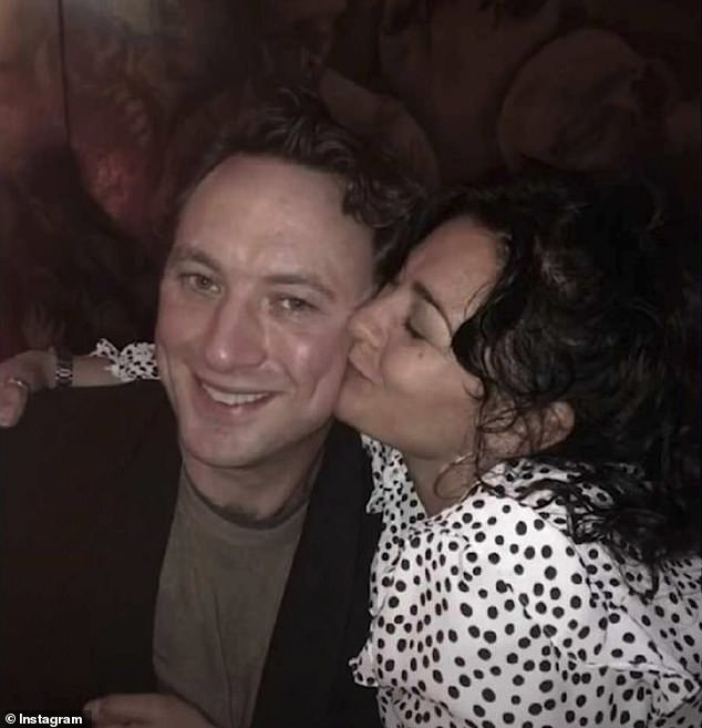 All over: Emmerdale couple Jonny McPherson and Natalie J Robb have secretly split-up, with reports saying their relationship ended 'several months ago'