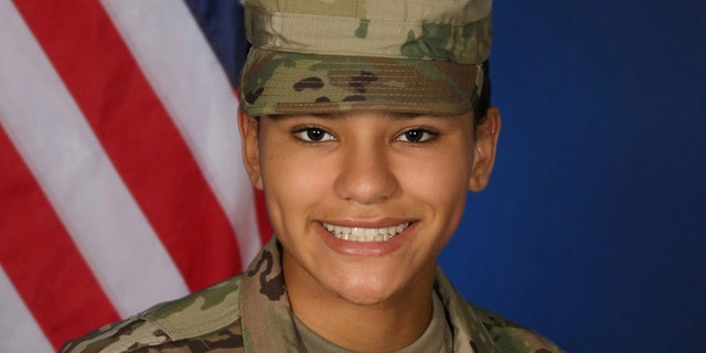 Pfc. Asia Graham, 19,was found unresponsive in her barracks in December of 2020. (Fort Bliss)