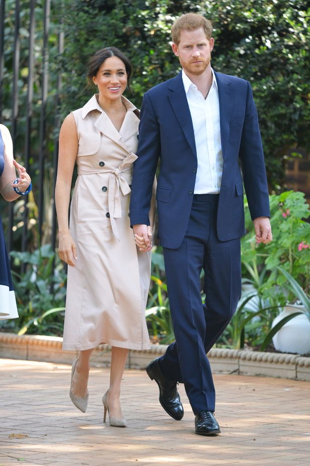 Prince Harry, Duke of Sussex and Meghan, Duchess of Sussex have a plan to expand their business portfolio