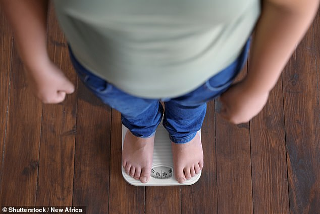 Adults ¿ regardless of their weight ¿ are more likely to suffer poor health, diabetes and early heart attacks if they were overweight as teenagers, a study has found (stock image)